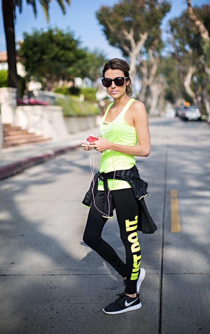 hello fashion work out routine