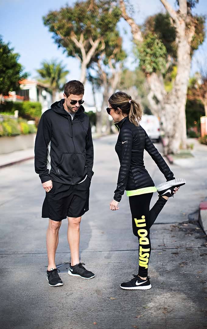 his and her nike outfit