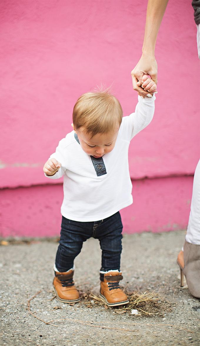 cute little boy outfit