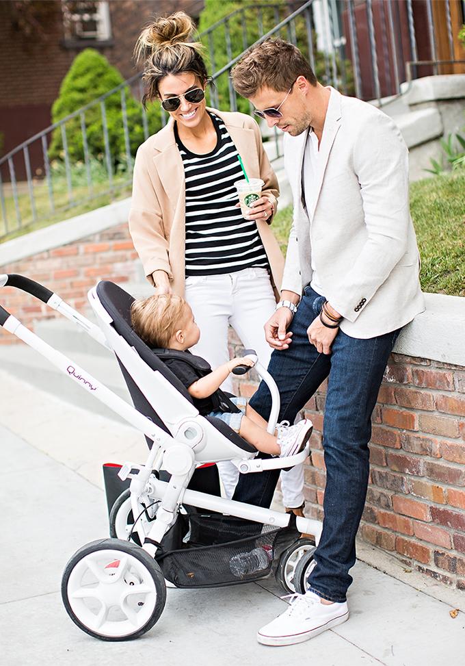 hello fashion stroller