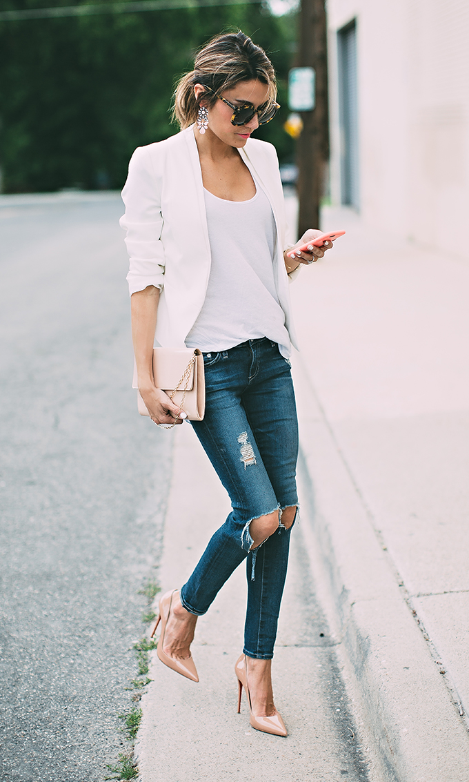 white and distressed denim hello fashion