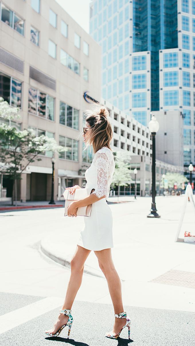 hello fashion blog dress