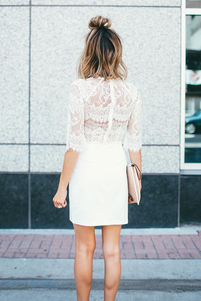hello fashion blog lace