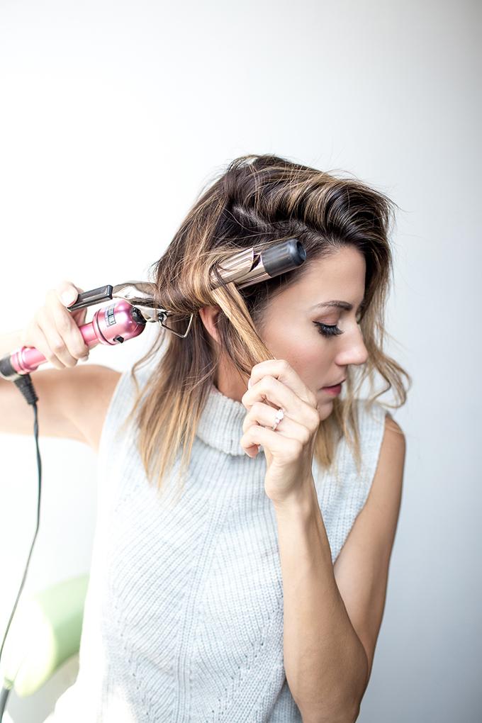 hello fashion blog hair tutorial