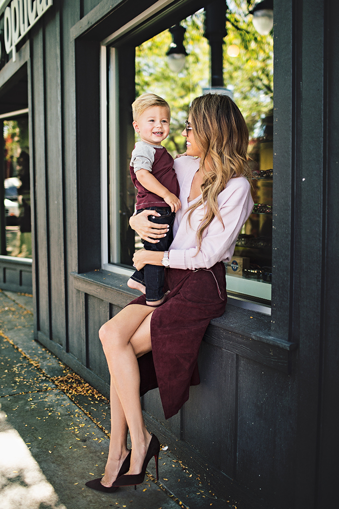 mom and son helo fashion blog