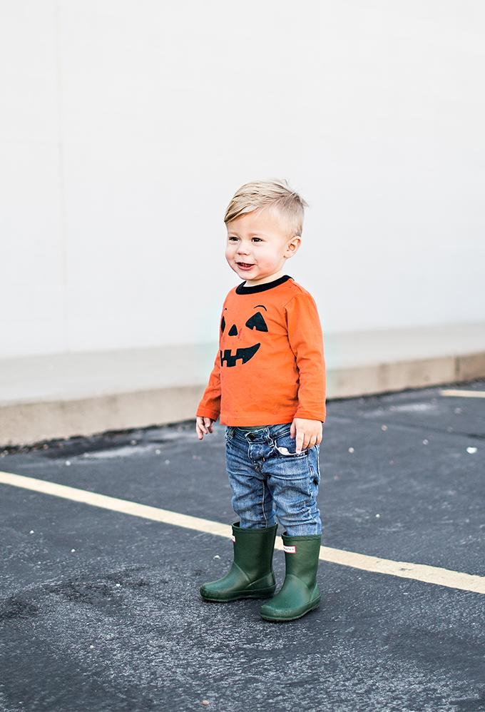 pumpkin and hunters