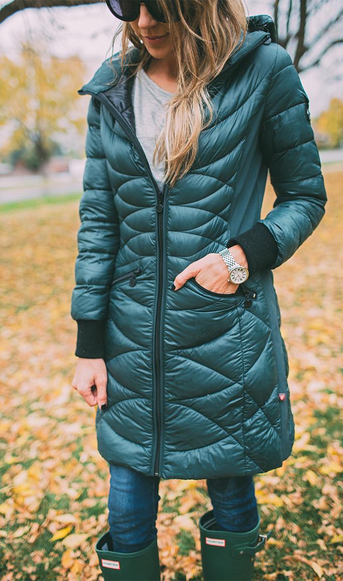 bernardo coat