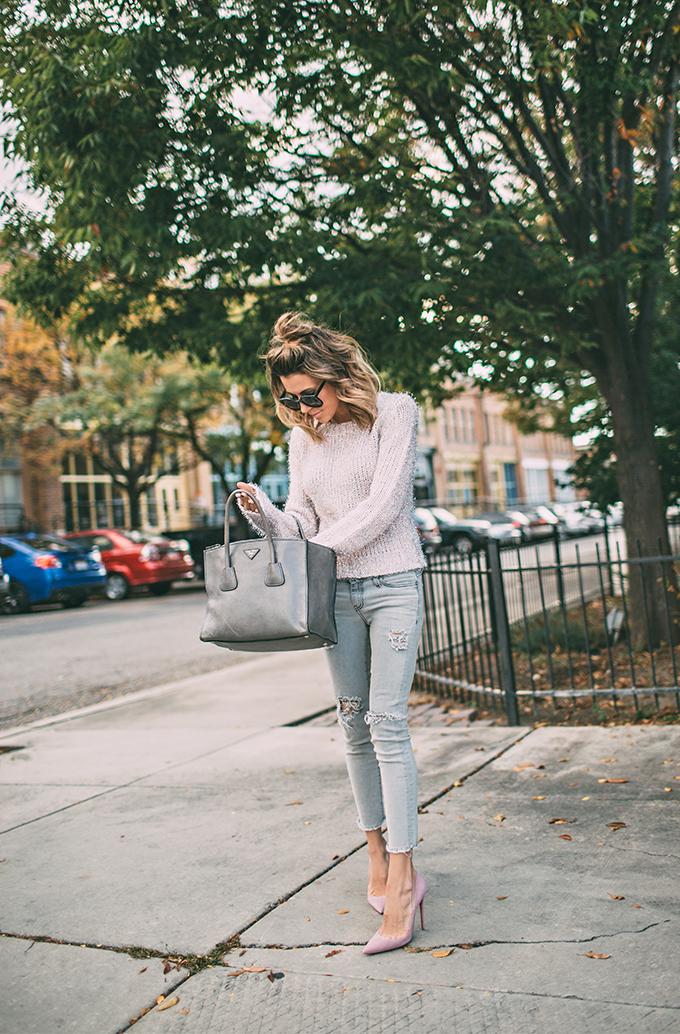 hello fashion blog purse