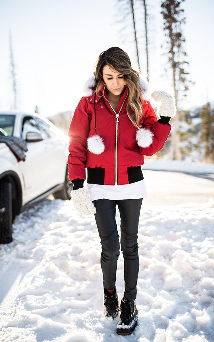 Hello Fashion Blog Christine Andrew Winter Coat