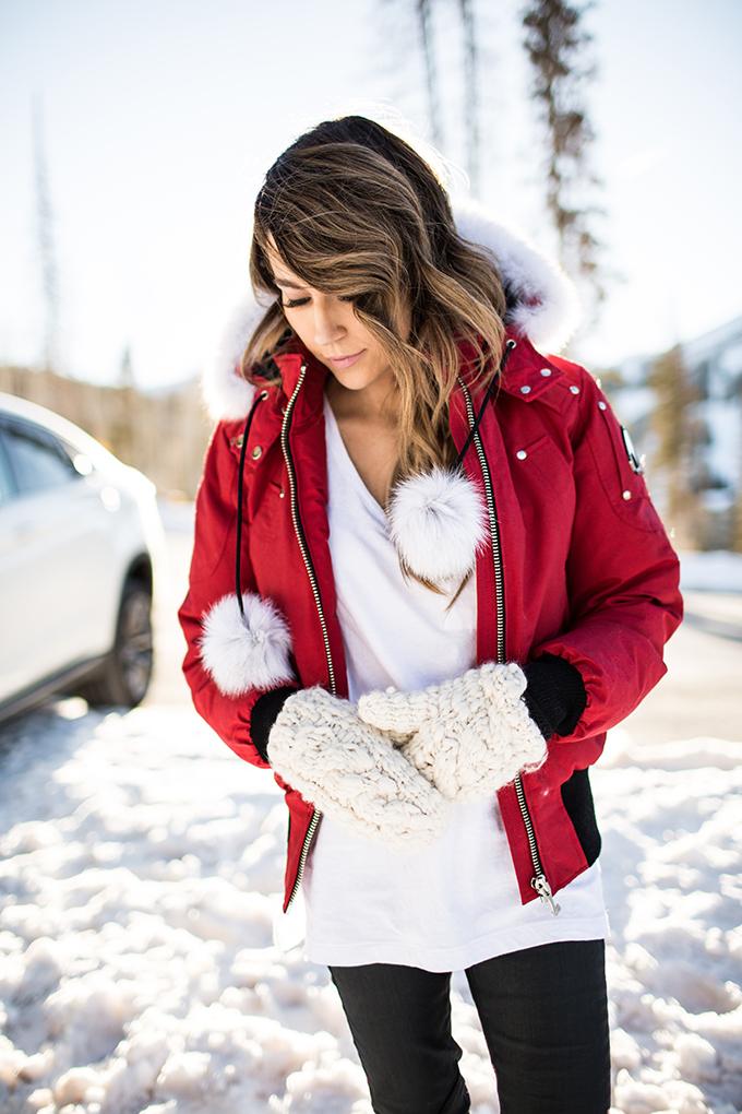 Utah Snow Hello Fashion Blog