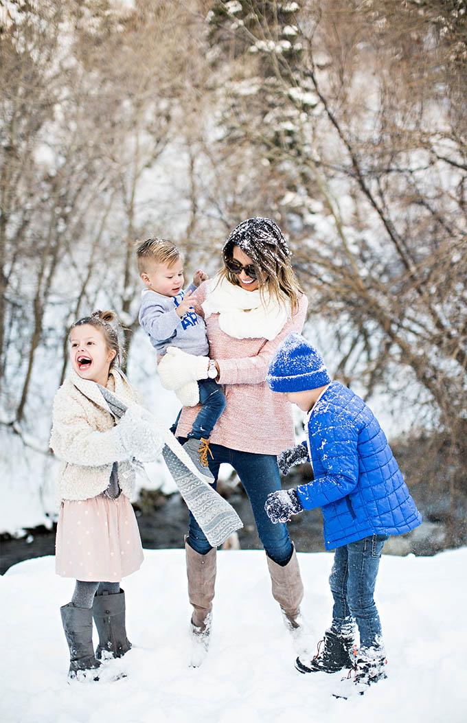 Snow Pics Hello Fashion Blog