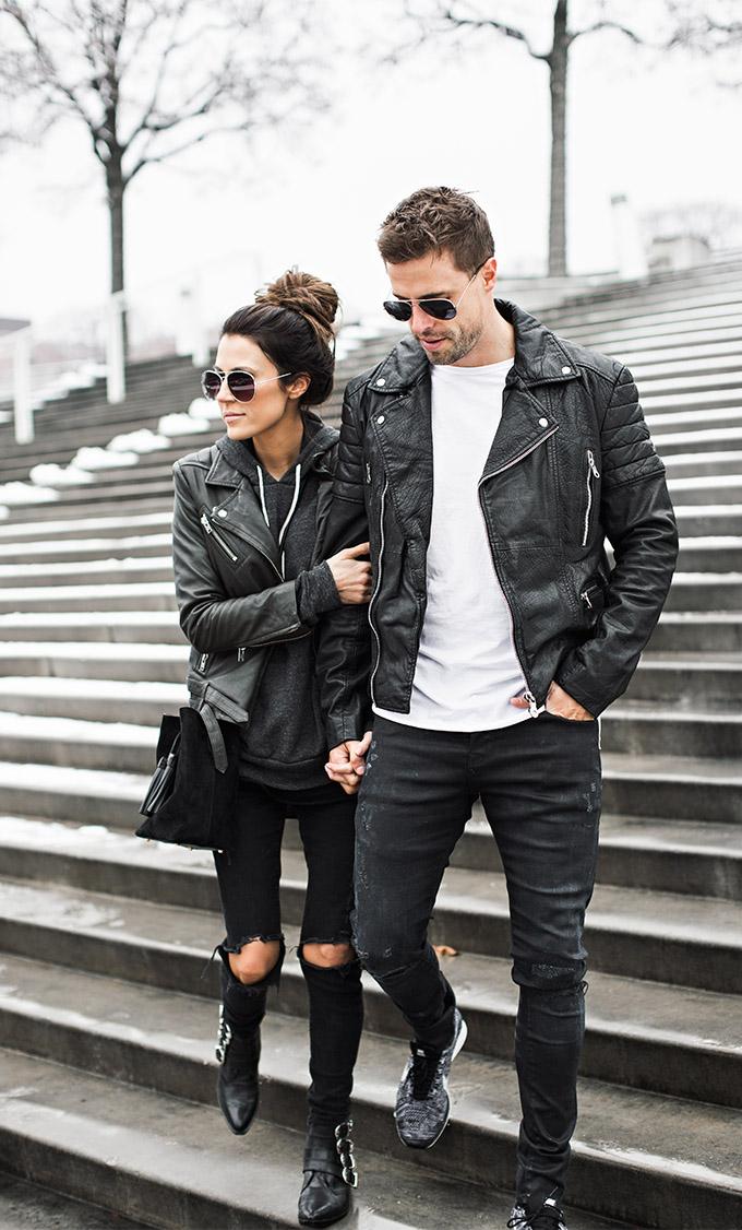 Couple Fashion Bloggers