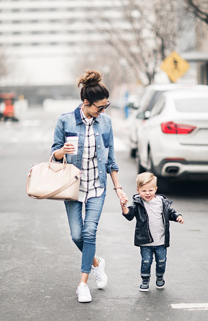 Christine Andrew and Son Style