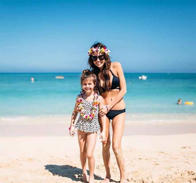 Hawaii Black Bikini Hello Fashion Blog