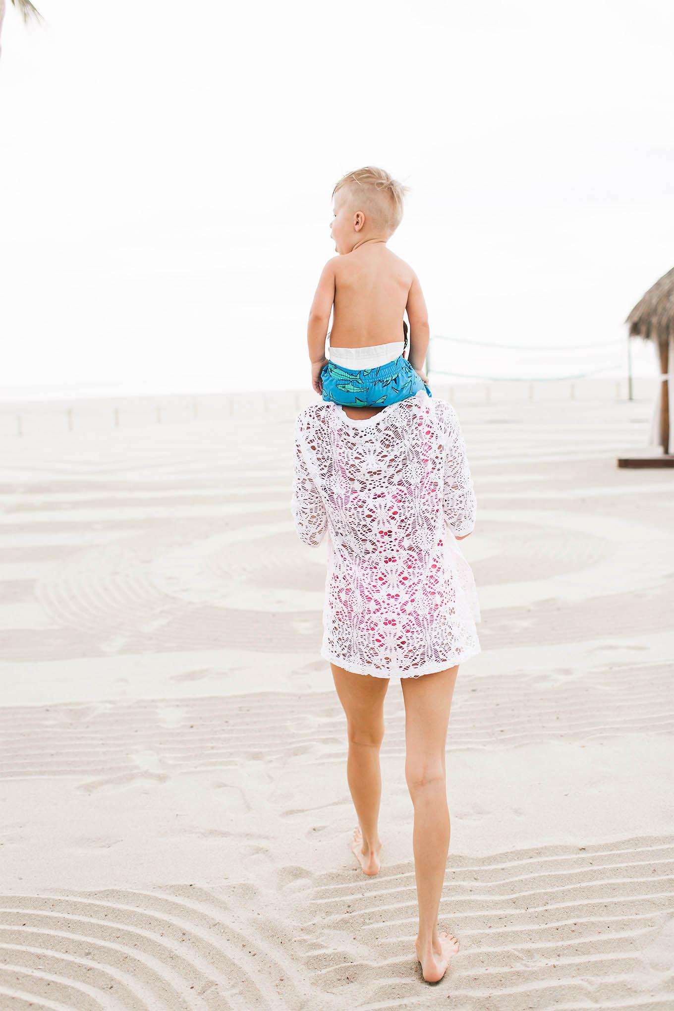 Family beach attire under $30