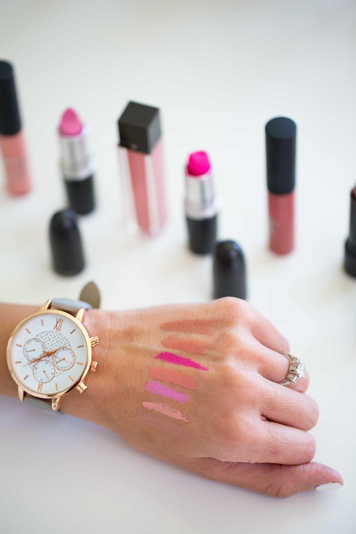 best pink lipsticks