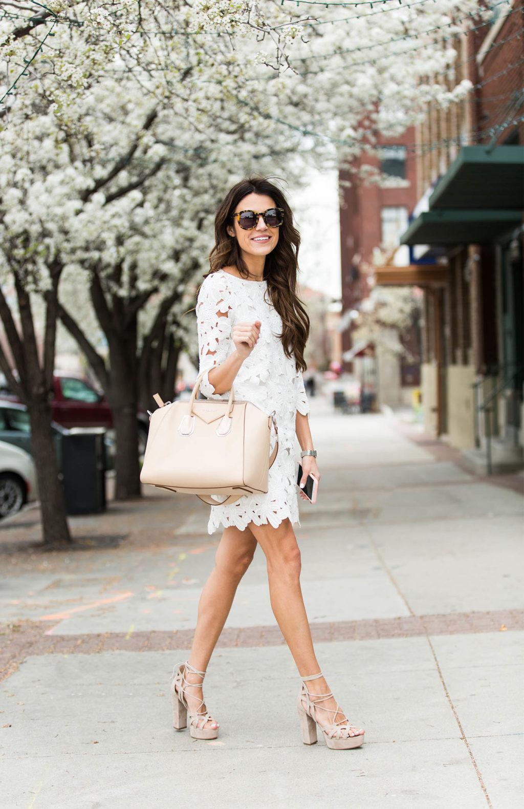 Christine andrews fashion blog