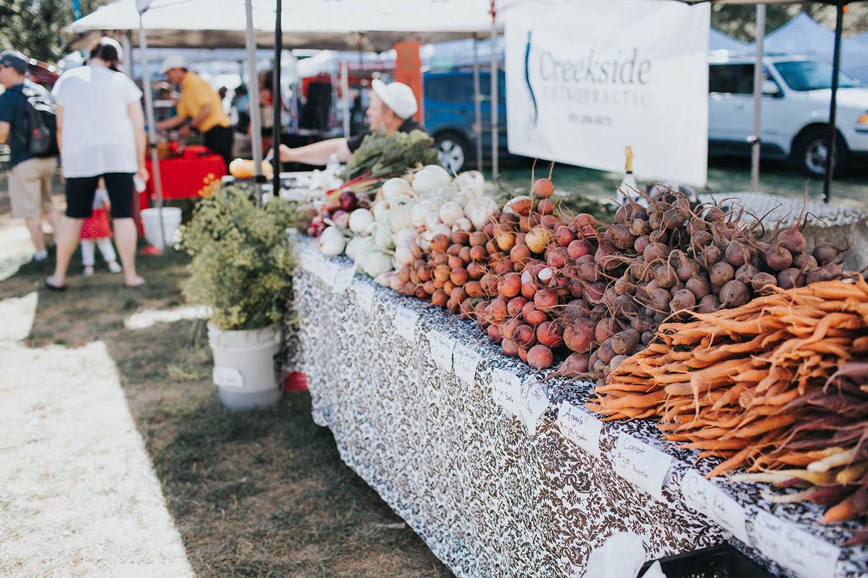 Wheeler Farm Farmers Market