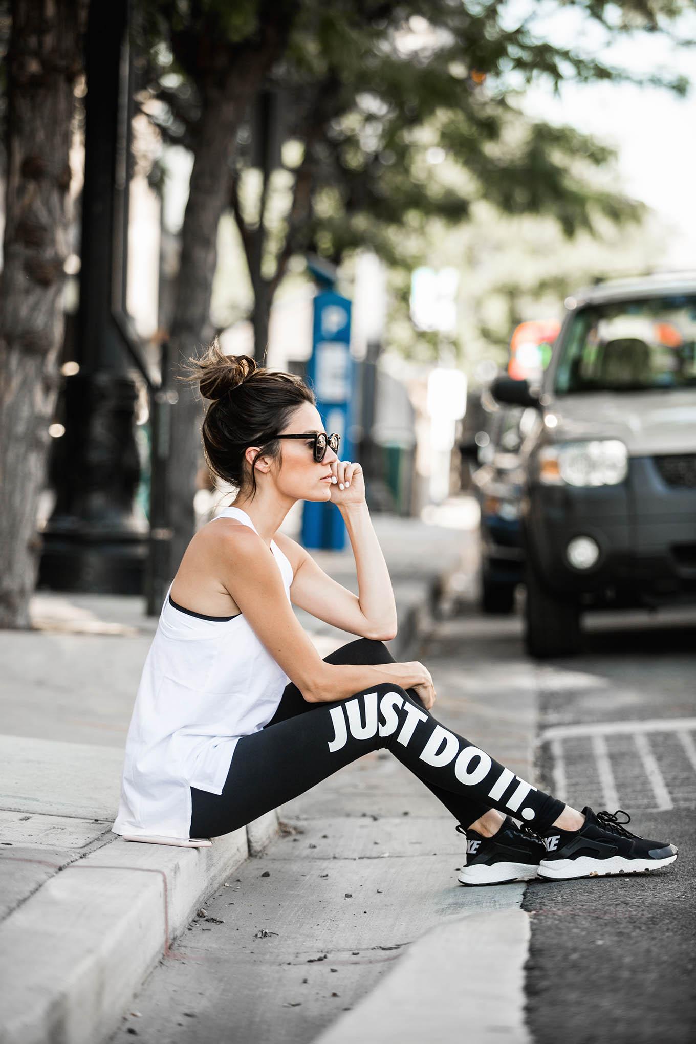 athleisure street style