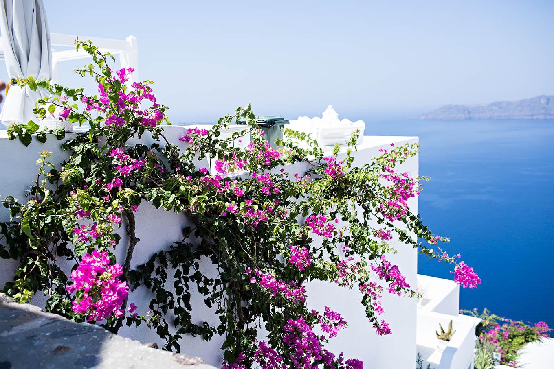 Pretty Pictures of Santorini