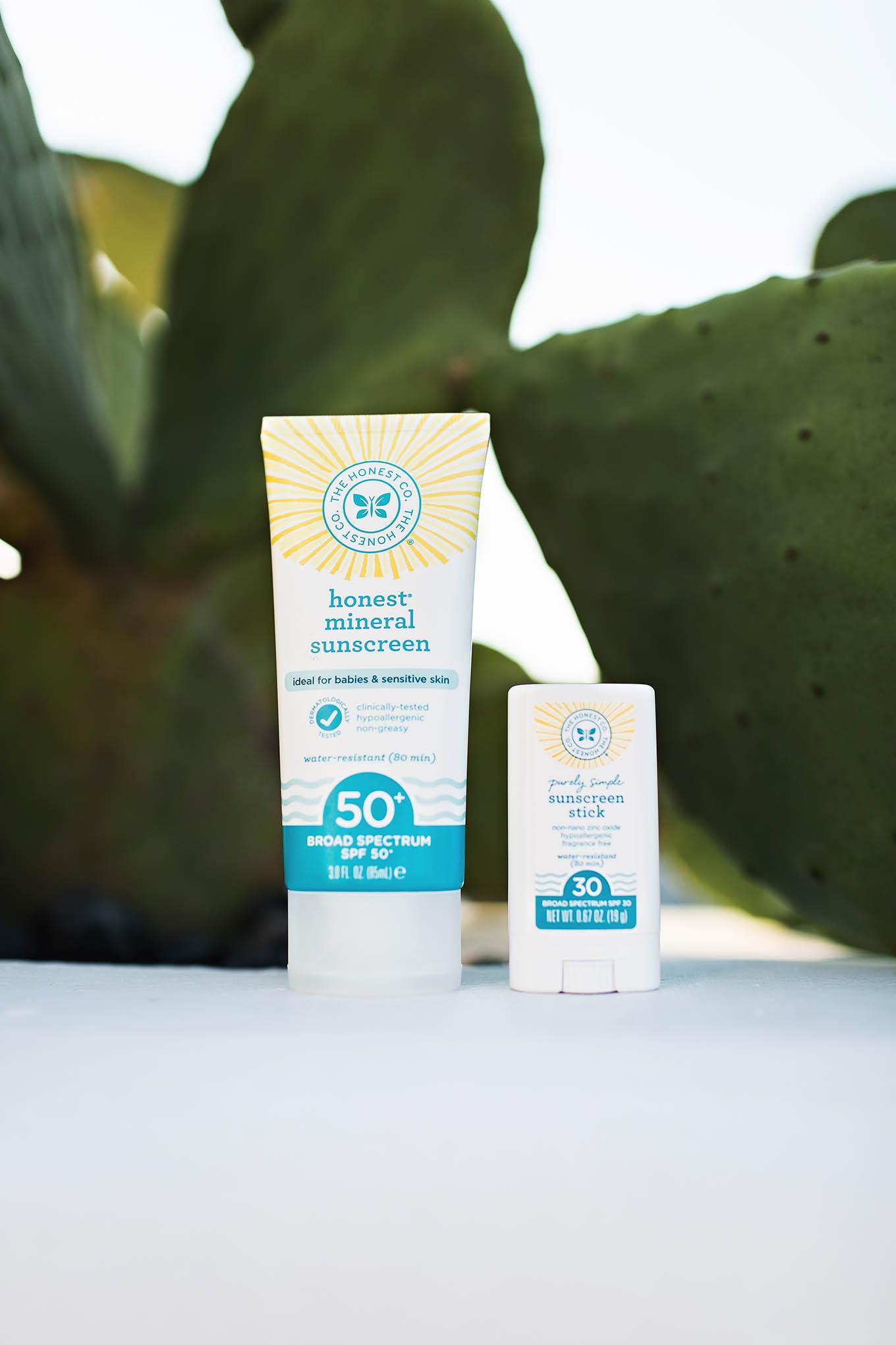 honest sunscreen