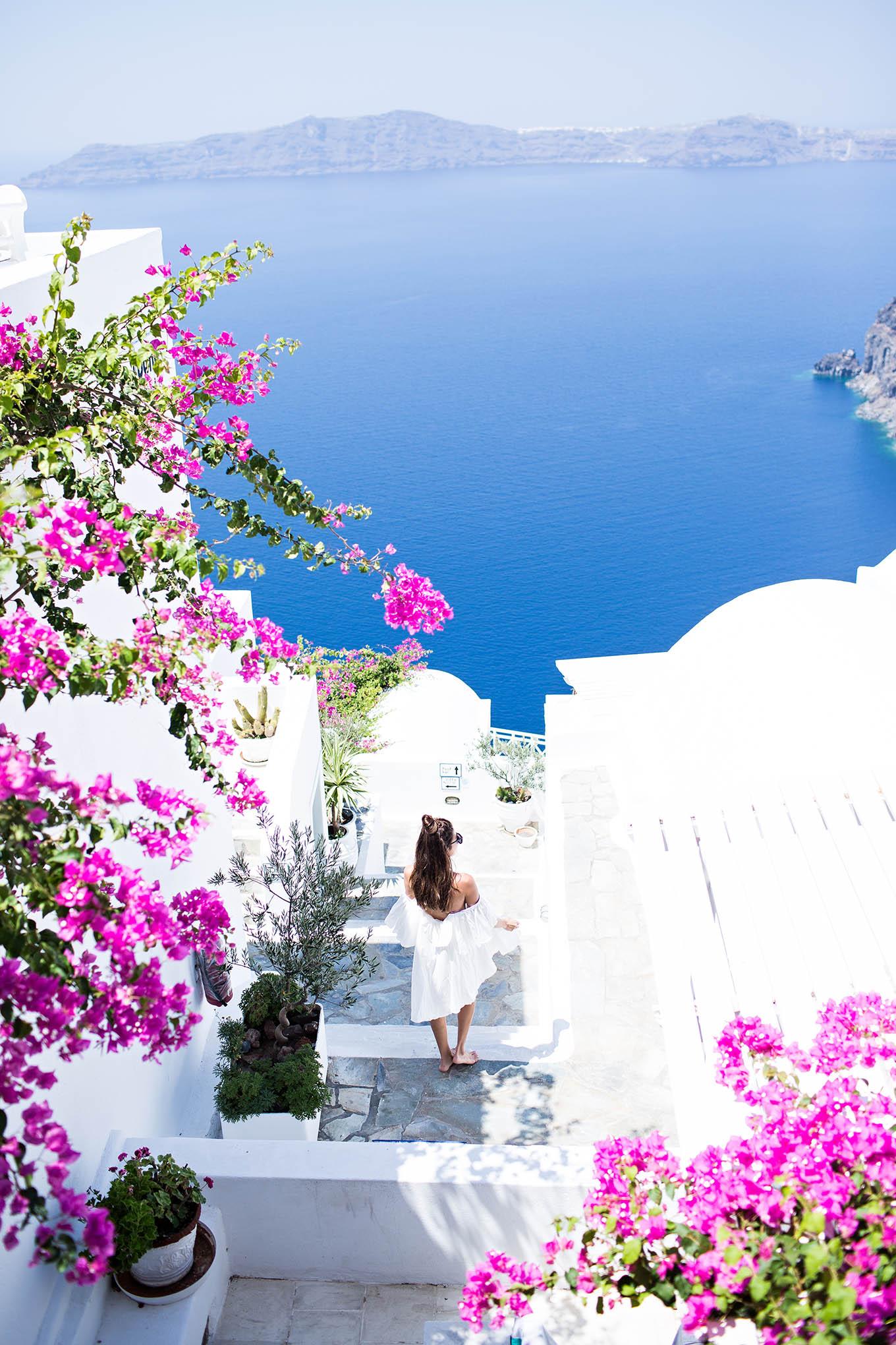 Thira Greece Hello Fashion Blog