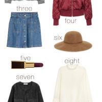 8 Fall Favorites Under $100