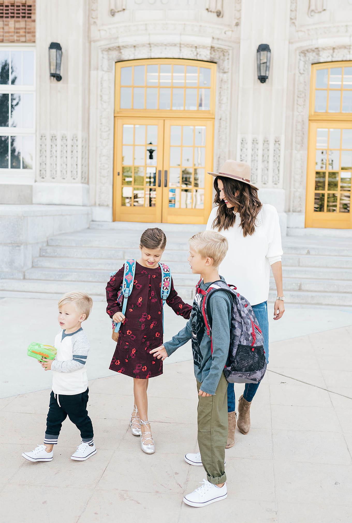 hello fashion fall family style