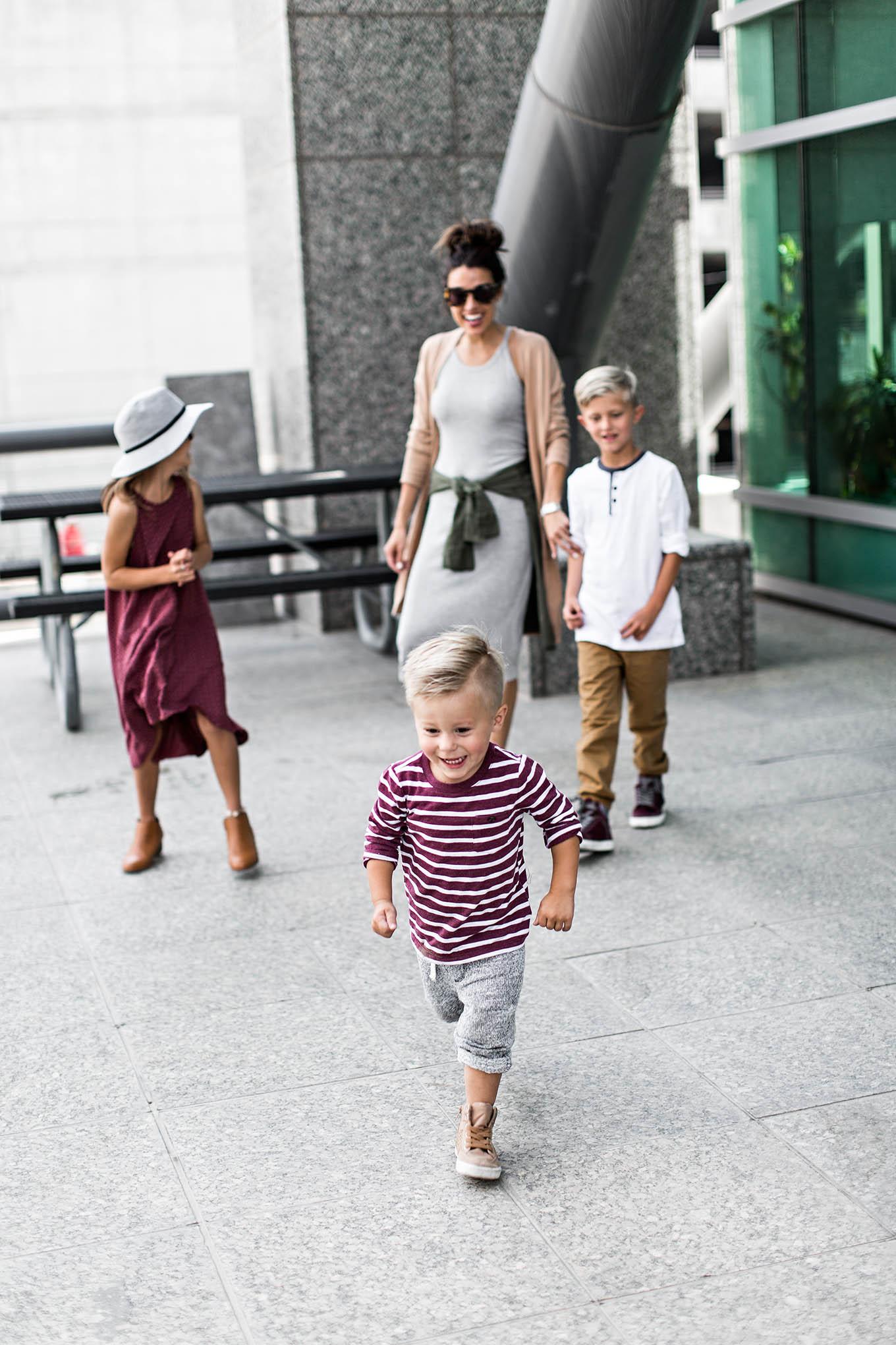 hello fashion family fall style
