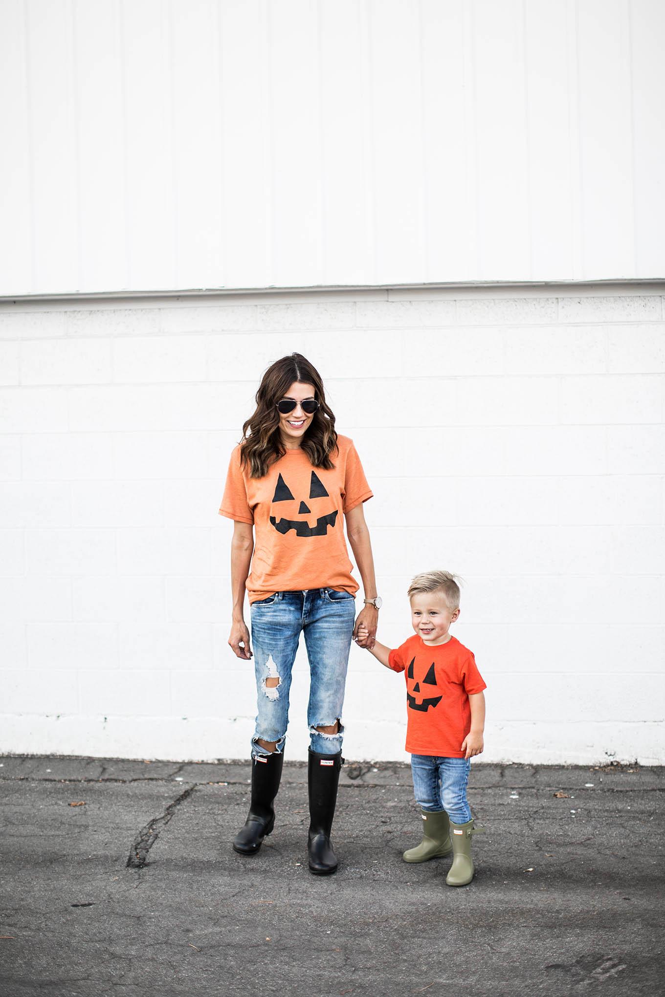 family halloween apparel
