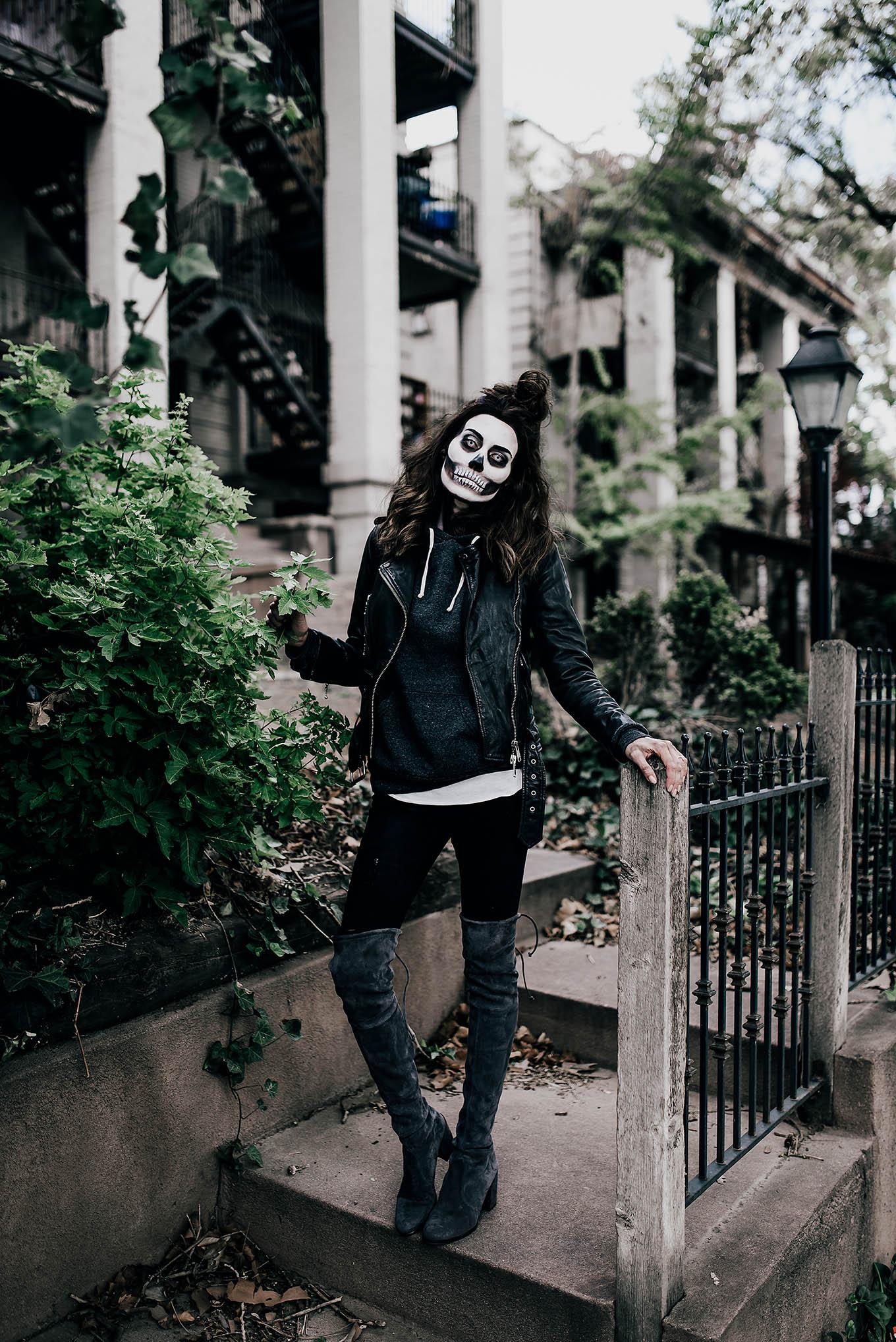 hello fashion blog skeleton
