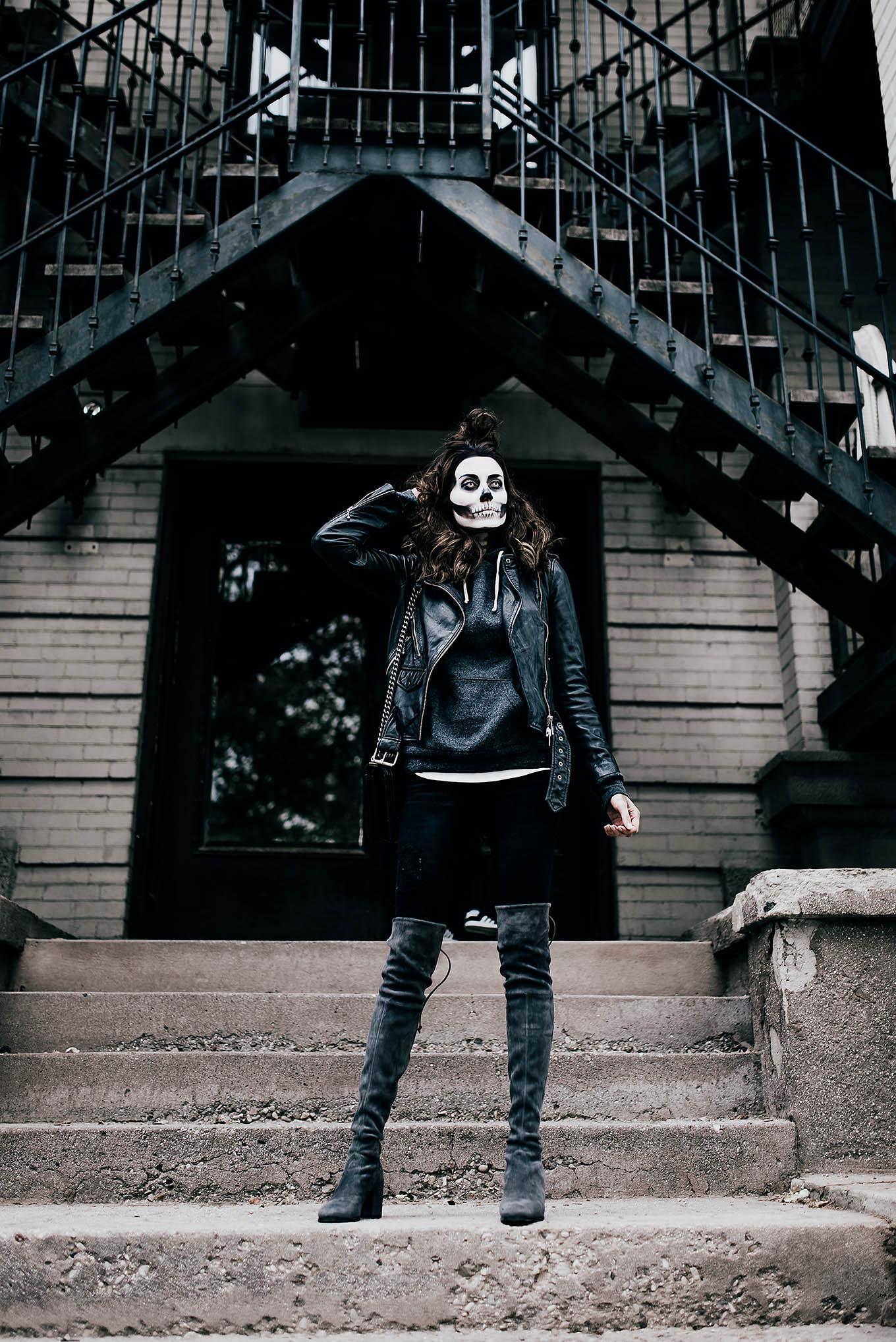 street style skeleton hello fashion blog