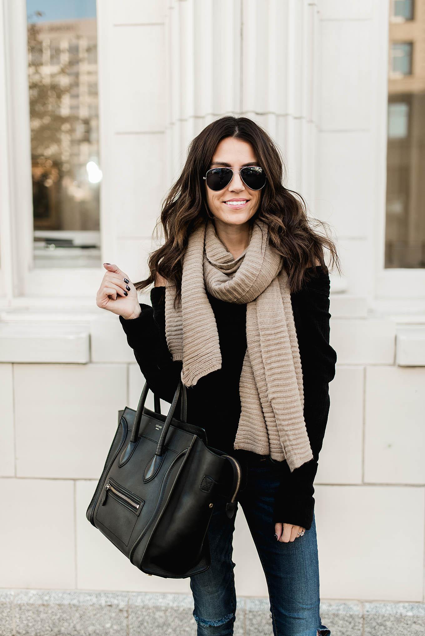hello fashion fall scarves