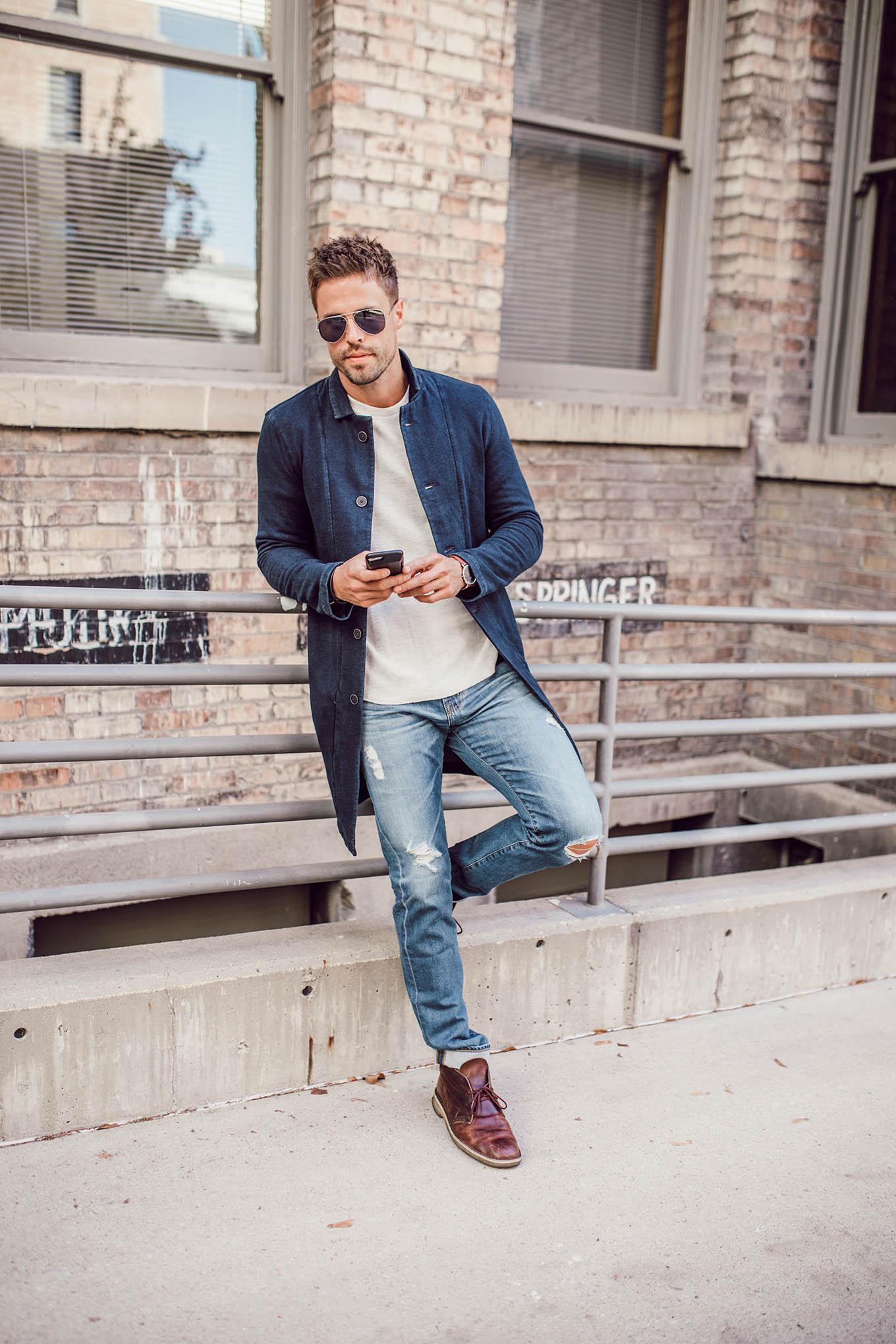 mens fall street style