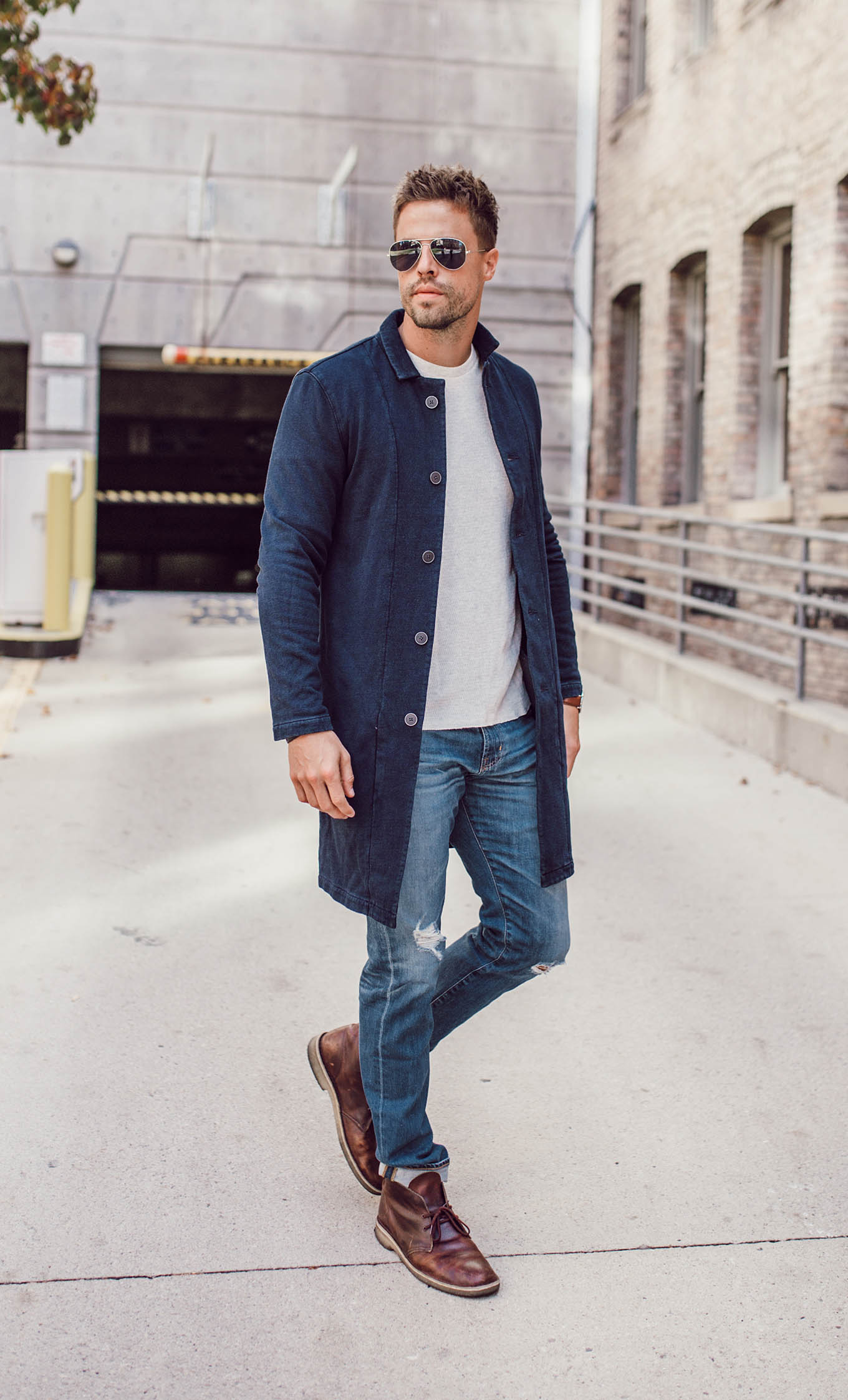 Cody Andrew Ag Jeans