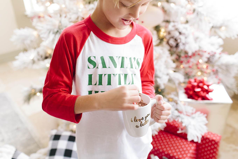 kid's christmas traditions