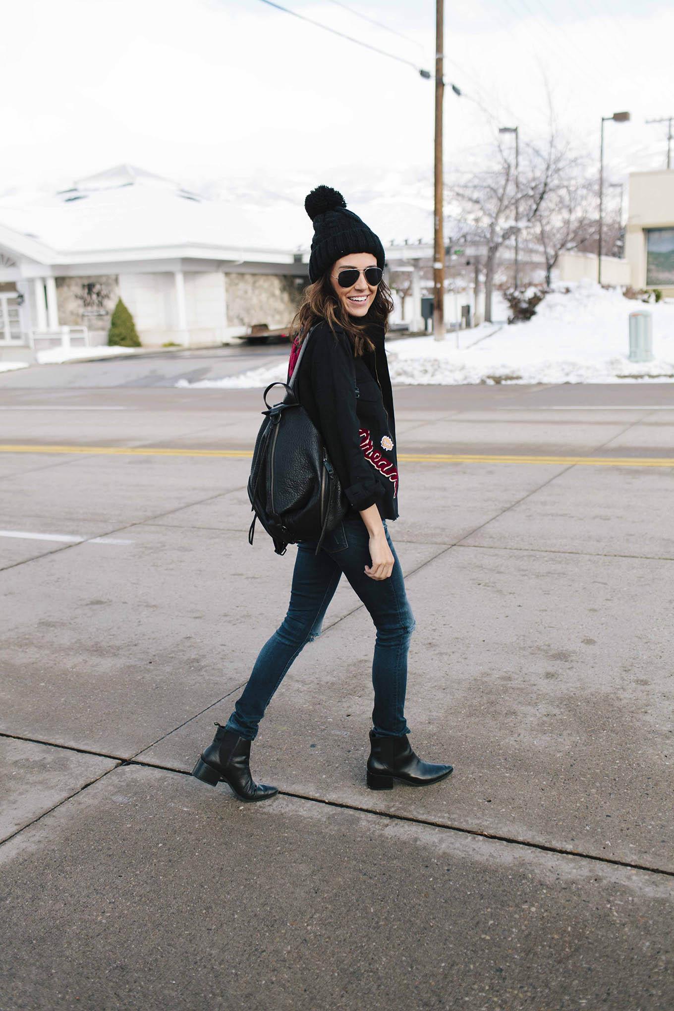 hello fashion winter layers