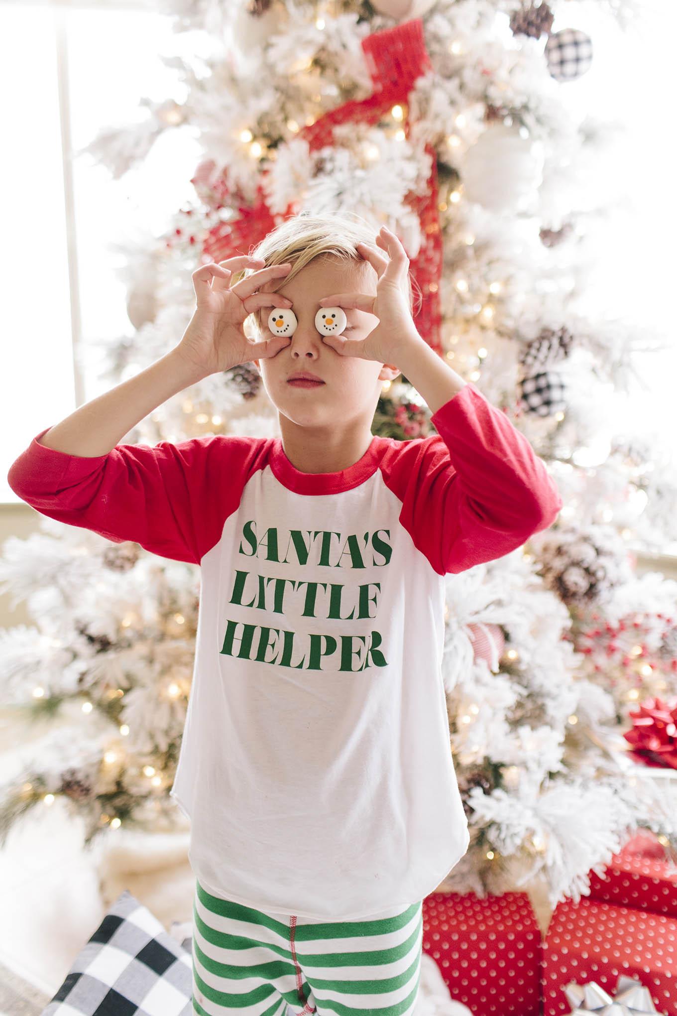 kids christmas apparel