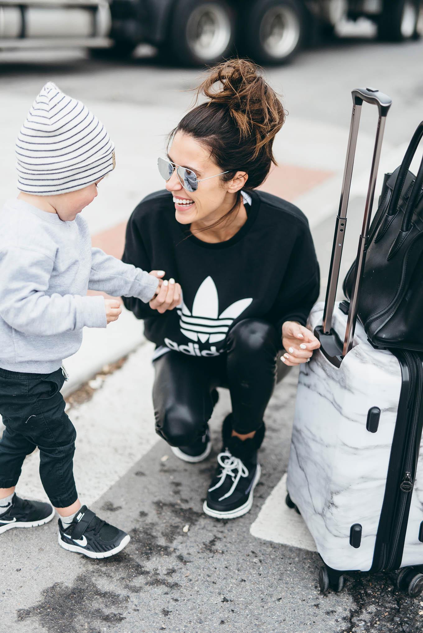 hello fashion and son