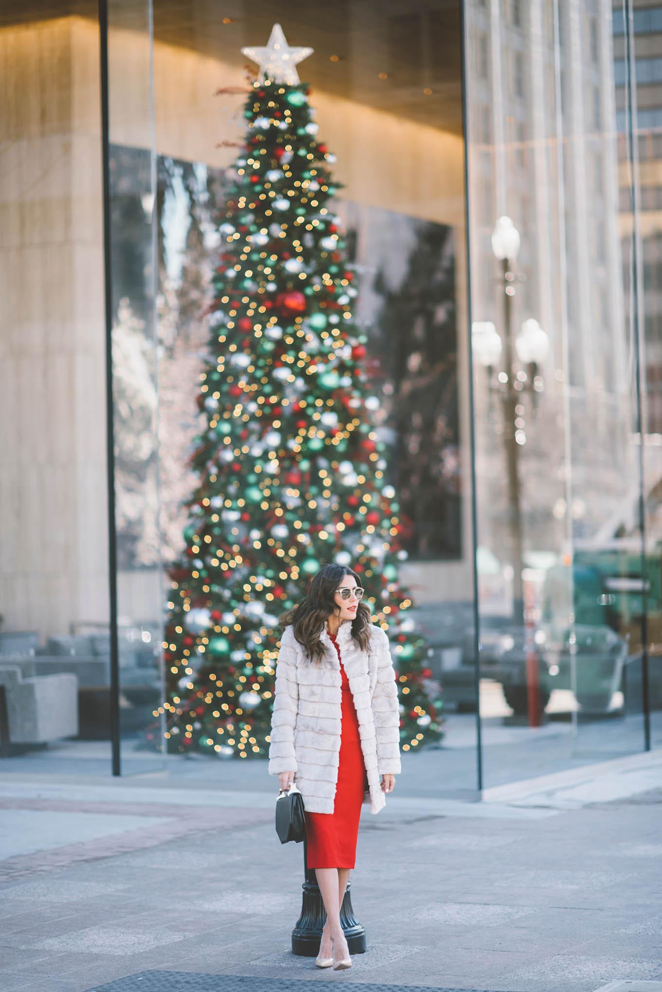 hello fashion fur coat