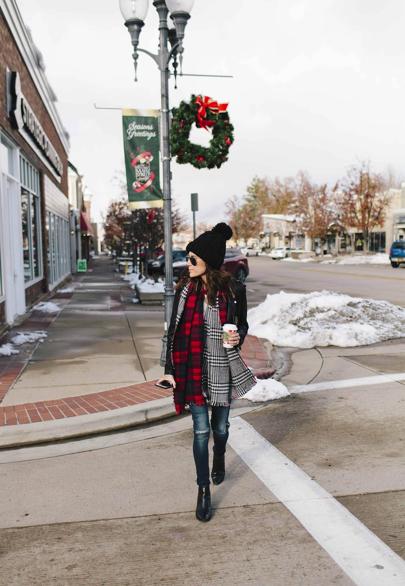 hello fashion christmas style
