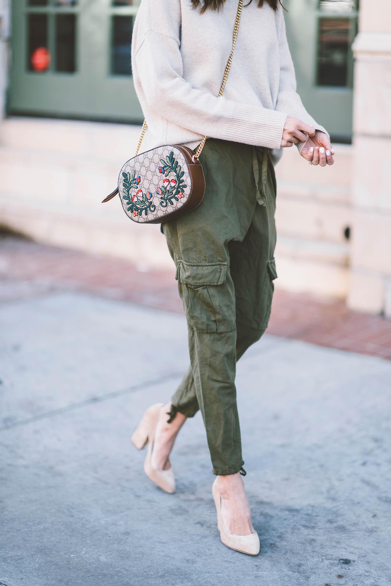 neutral street style hello fashion