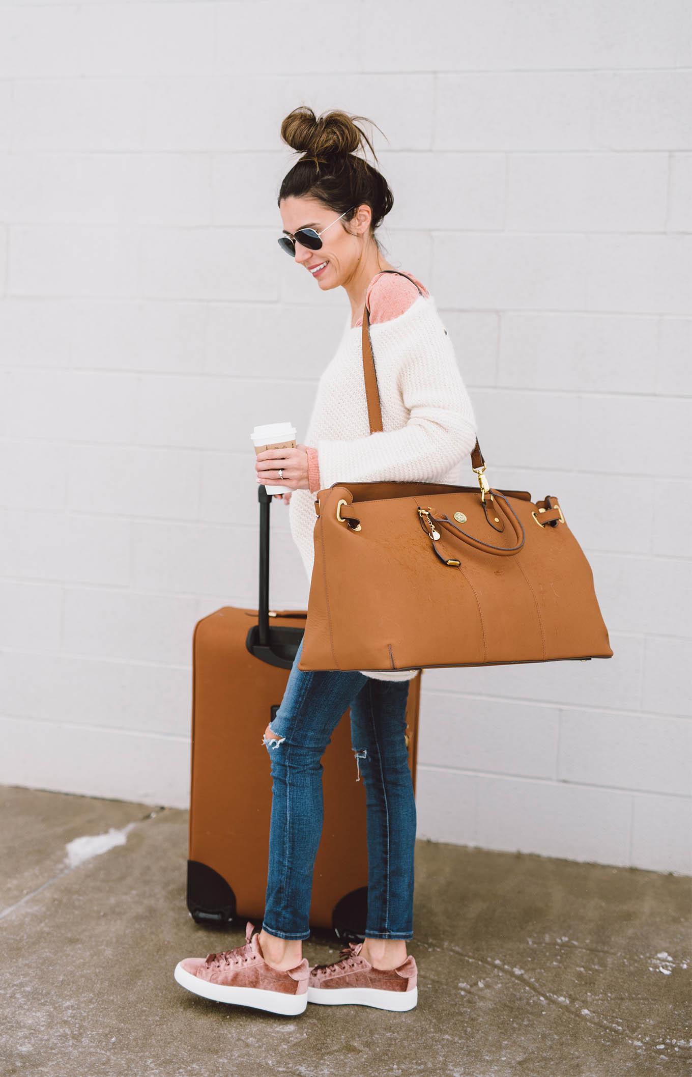 hello fashion travel luggage