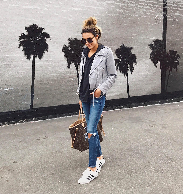 california casual style
