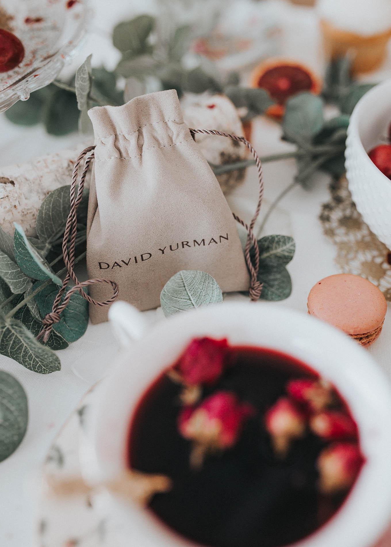David Yurman valentine's jewelry