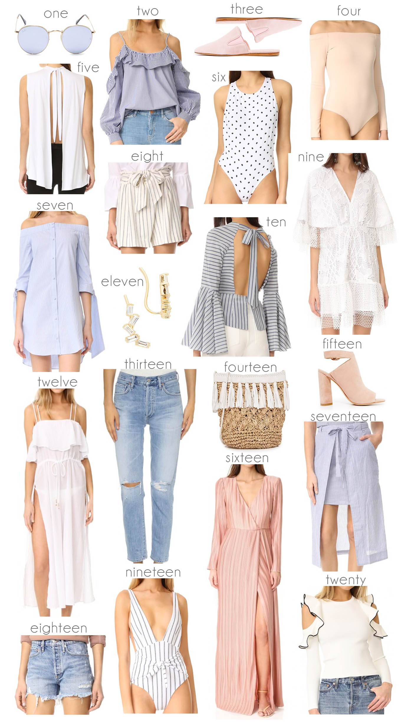 spring 2017 style trends