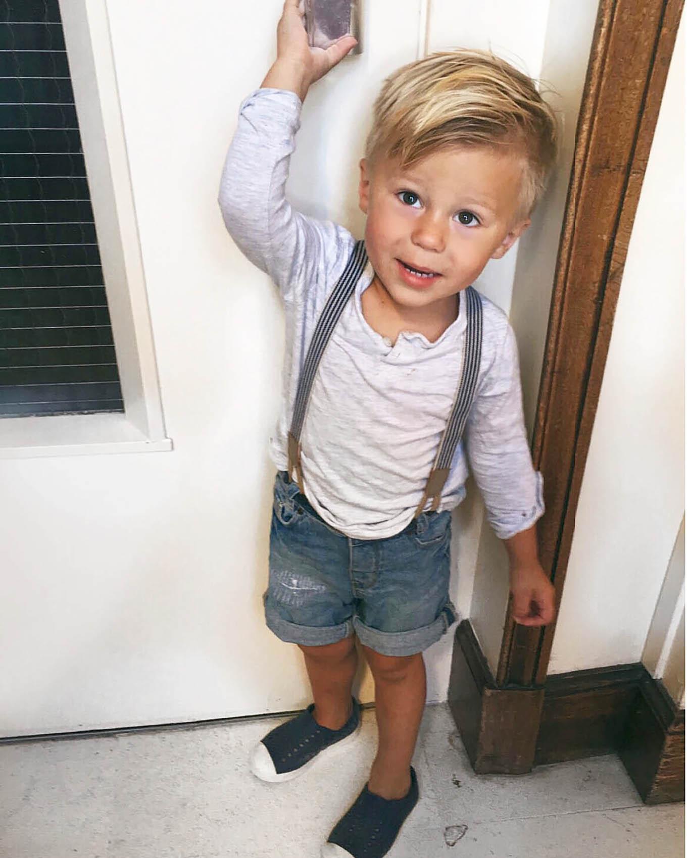 Happy Birthday Baby Boy Hello Fashion