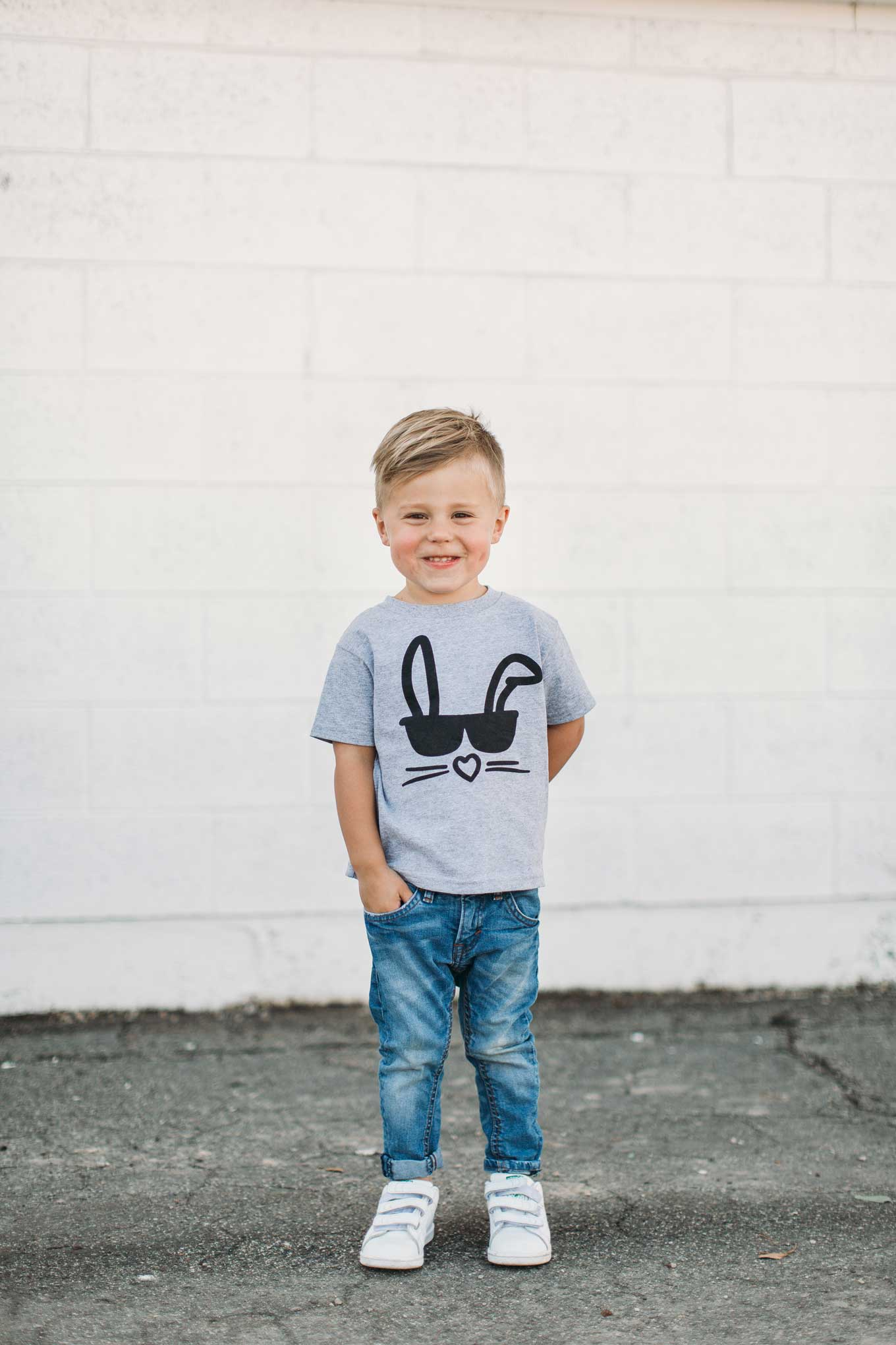 toddler bunny shirt