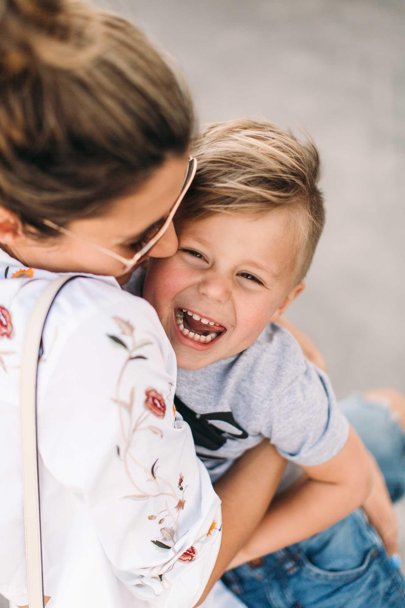 toddler smile hello fashion blog