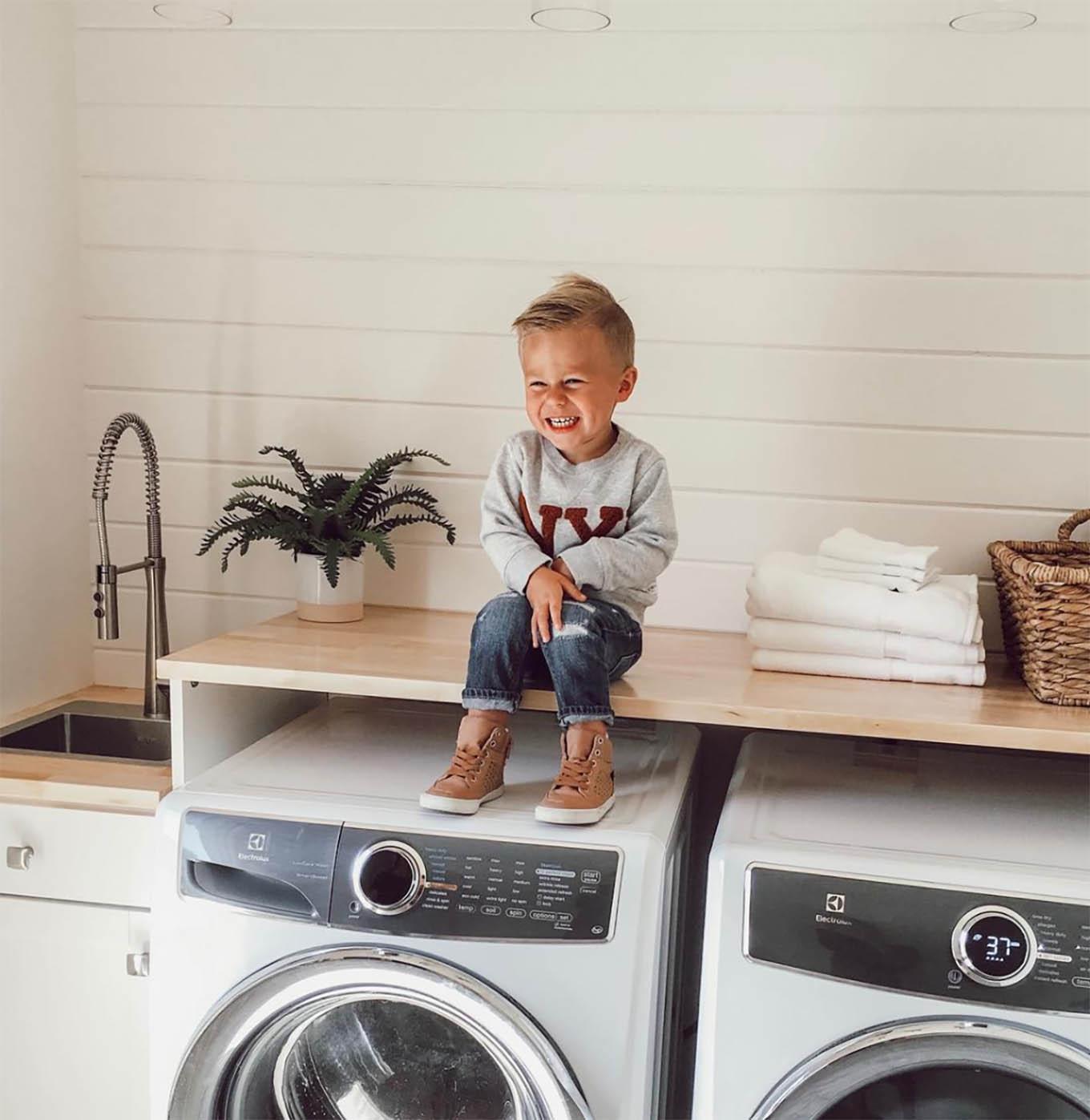 beckam andrew laundry